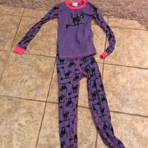 Girls PJ shirt and pants